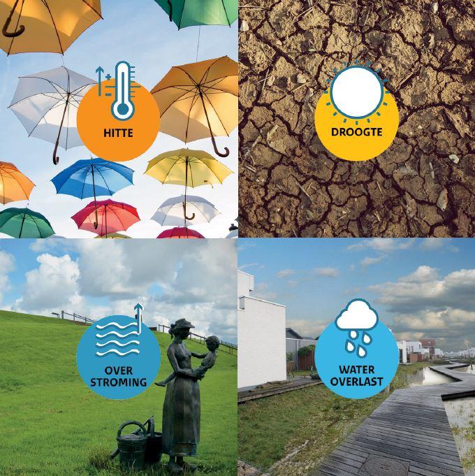 Aanpak knelpunten klimaatadaptief bouwen