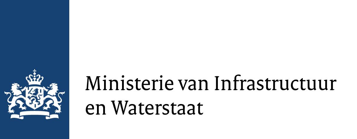 Logo Ministerie I&W